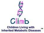 Child Living with Inhetered Metabolic Diseases